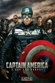 Captain America: A Gay XXX Parody