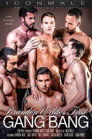 Brandon Wilde's First Gang Bang