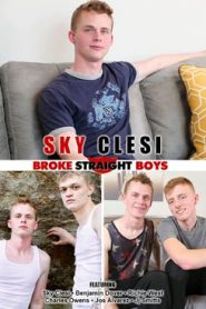 Broke Straight Boys: Sky Clesi